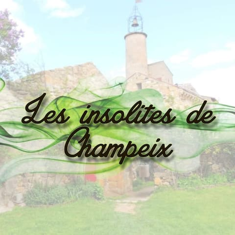 Champeix的民宿