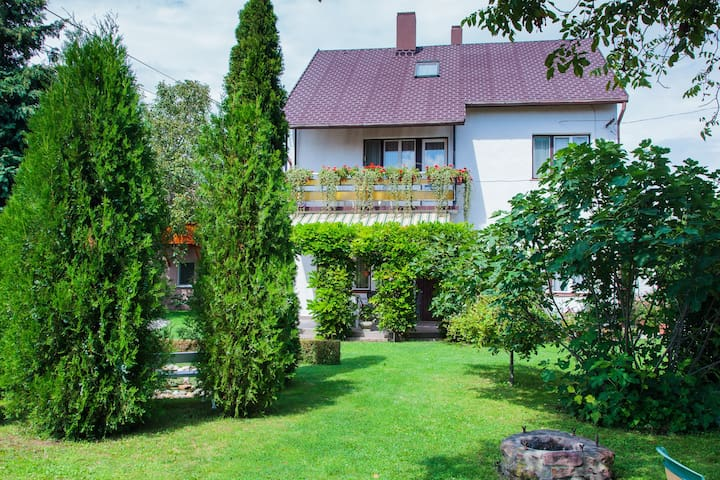 Balatonboglár的民宿