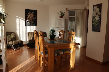 Lovely 2-bedroom apartment, centro. Roof garden.