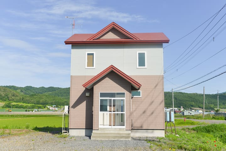 Nakafurano, Sorachi District的民宿