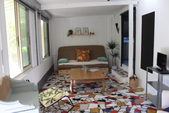 Gréoux-les-Bains的民宿