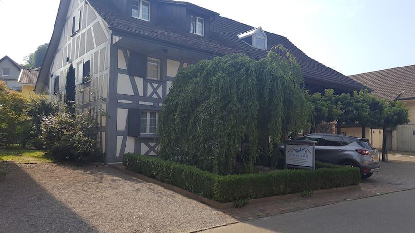 Wettingen的民宿
