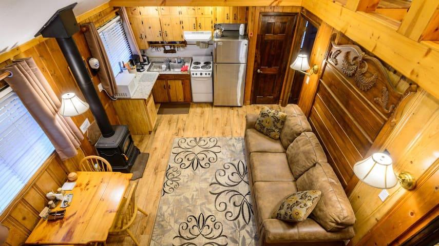 Alpen Way Chalet Mountain Lodge - Bountiful Cabin