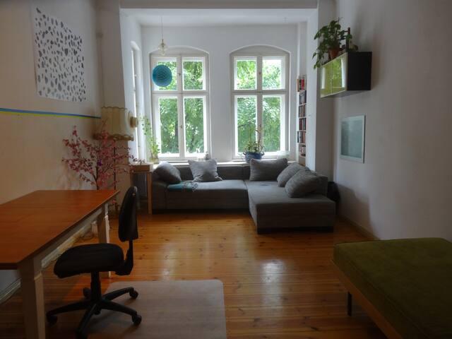 familiy- friendly apartment