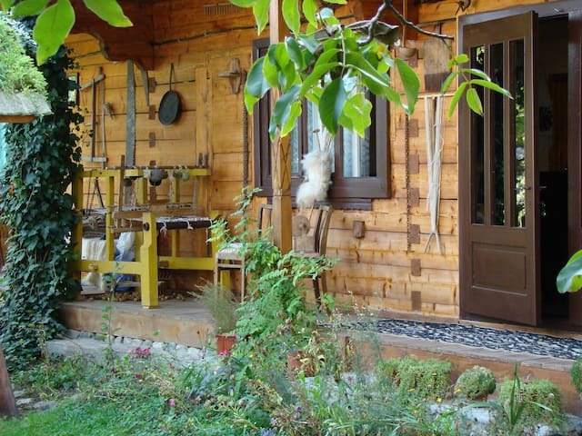 Botiza的民宿