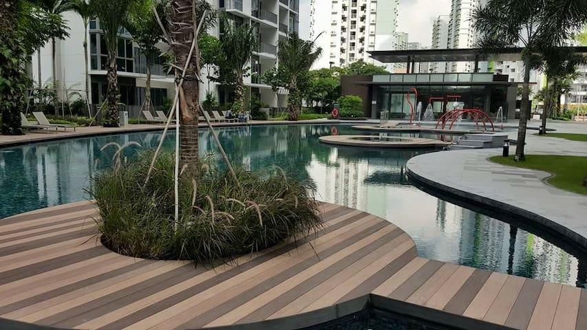 新加坡的民宿