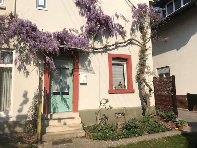 Hirschberg an der Bergstraße的民宿