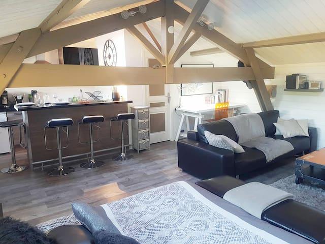 Studio  de 36 m2 à Léognan