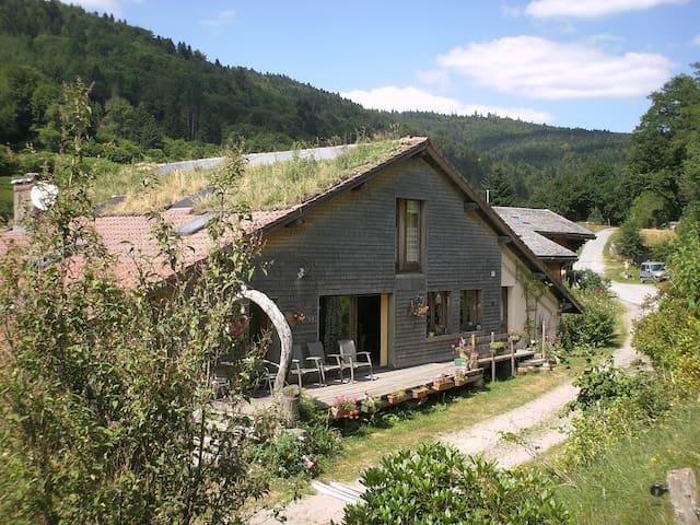 Rupt-sur-Moselle的民宿