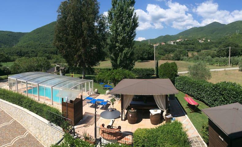 Roccaravindola的民宿