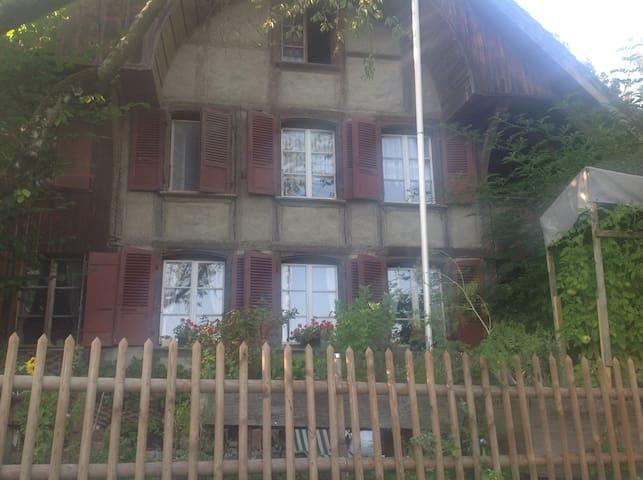 Brügg的民宿