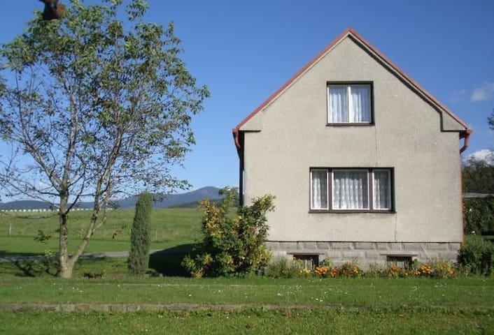 Čeladná的民宿