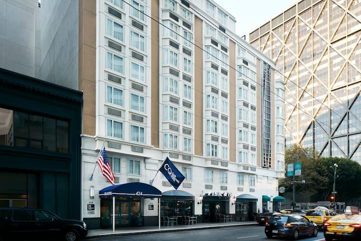 Club Quarters Hotel San Francisco, Standard Room