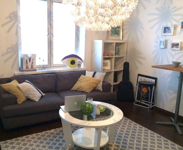 Spacious studio nearby city centre & Expo centre