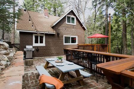 The Dogwood Cottage