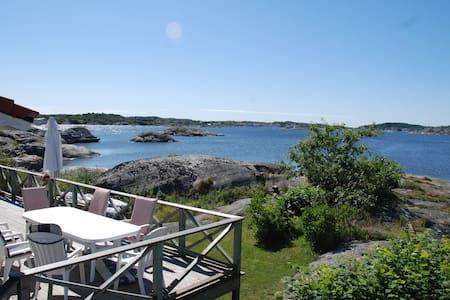 House on the ocean Brännö Gothenburg Archipelago