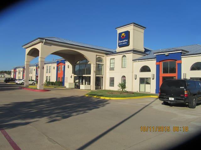 Wichita Falls的民宿