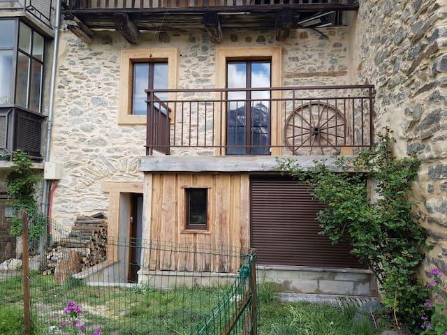 Puy-Saint-Pierre的民宿