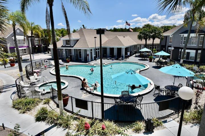 Family Resort Villa near Disney #426