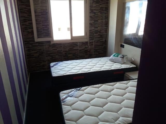 Double room en piso compartido
