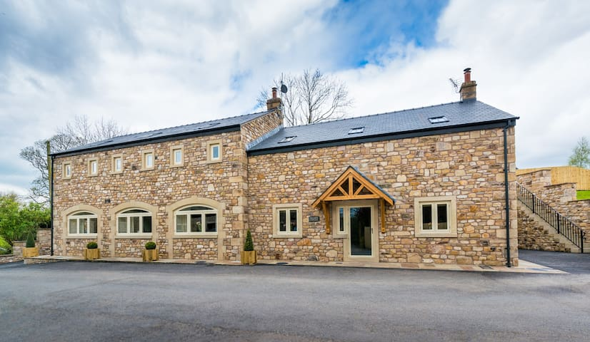 The Granary, Luxury Holiday Cottage in Waddington