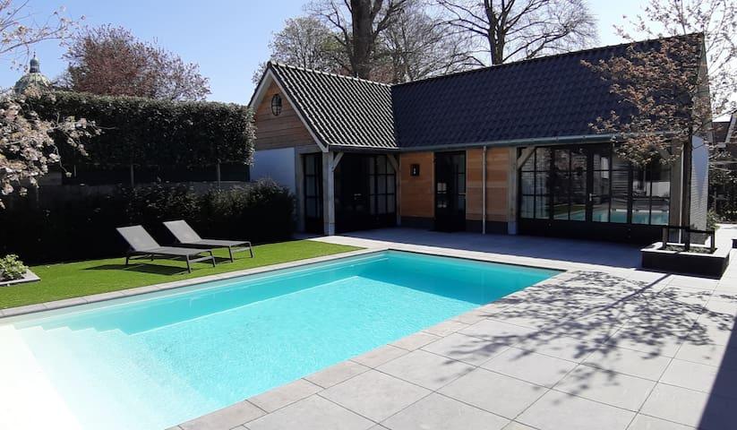 Oudenbosch的民宿