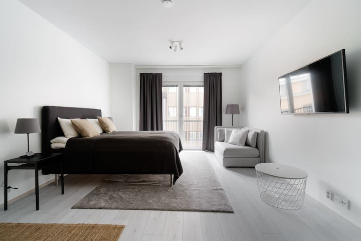 Brand New 37m² Apartment In The Centrum Of Oulu!