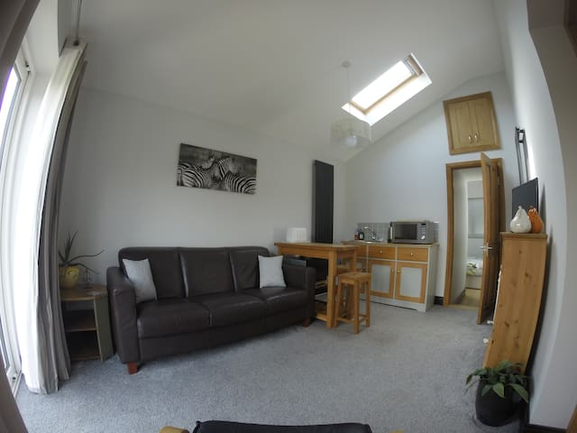 Luxury, entire flat, quiet, with private entrance.