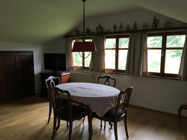 Scheidegg的民宿