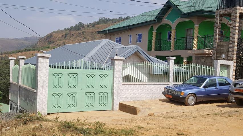 Bamenda的民宿
