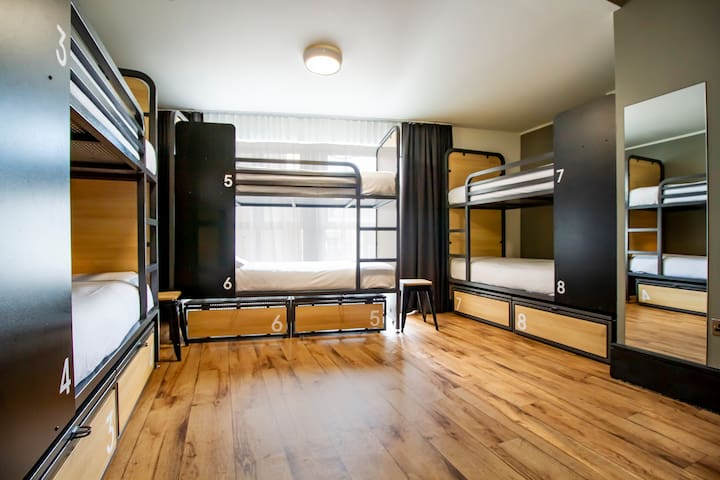 Generator - Bed in  6 Bed Female Dorm with Private Bathroom
