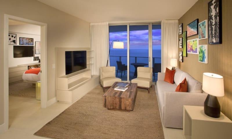Spectacular 1 Bdrm Oceanview at Hide Beach Resort