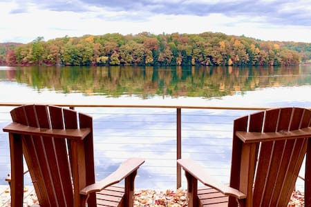 Three Pines Lake House on Cossayuna Lake