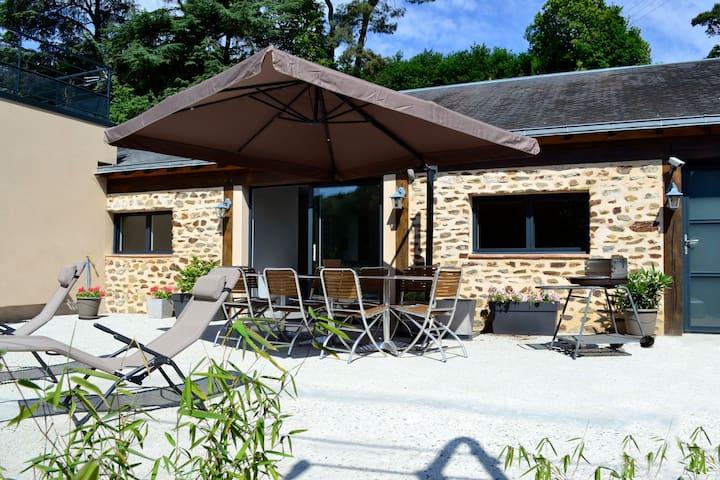 Loigné-sur-Mayenne的民宿