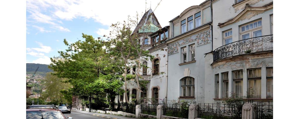 Sarajevo的民宿