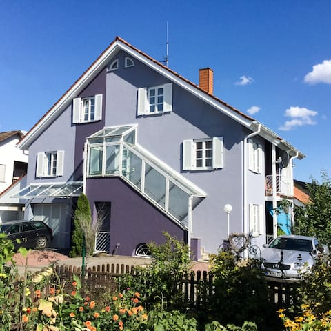 Graben-Neudorf的民宿
