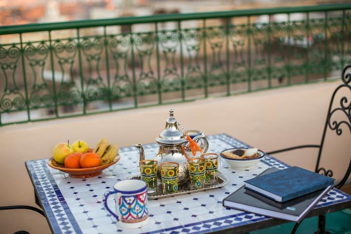 Meknes的民宿