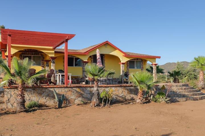Valle de Guadalupe的民宿