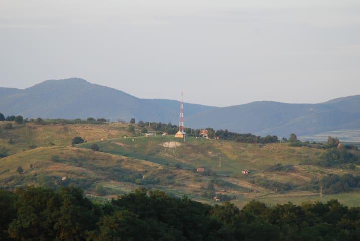Egerbakta的民宿