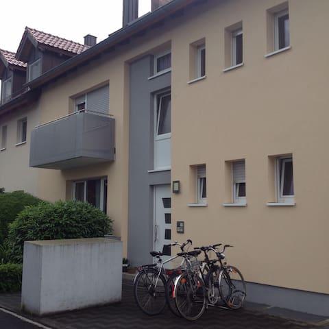 施韦因富特(Schweinfurt)的民宿
