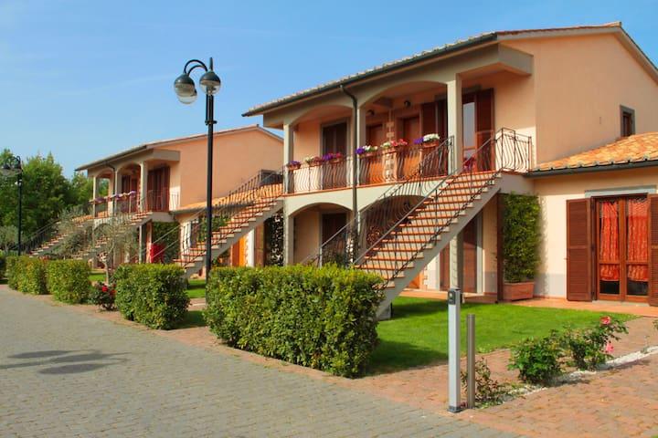 Sorano的民宿