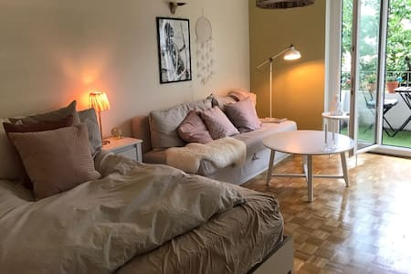 Cosy flat in downtown Lucerne