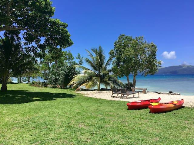 瓦努阿图民宿