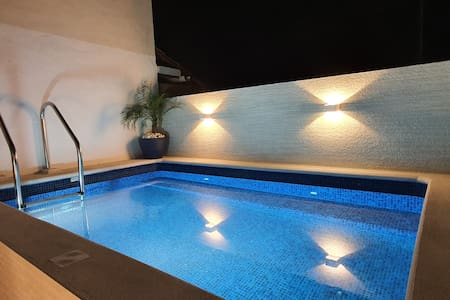 ⭐️Excelent! Private Pool,  for couple or groups