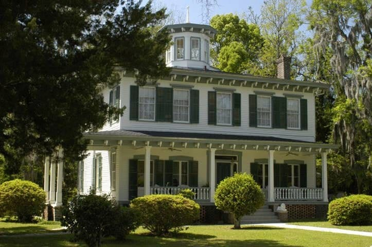 蒙蒂塞洛(Monticello)的民宿