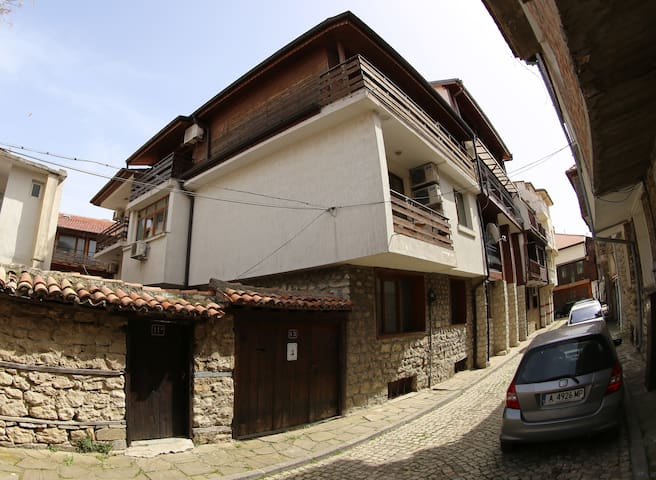 Family Apartment - Old Nessebar