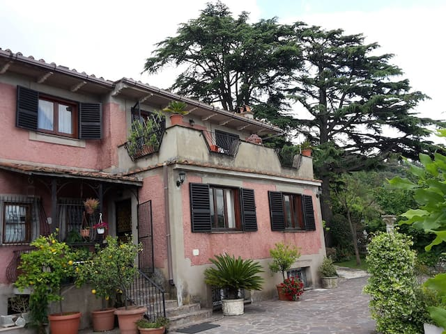 Castel Gandolfo的民宿