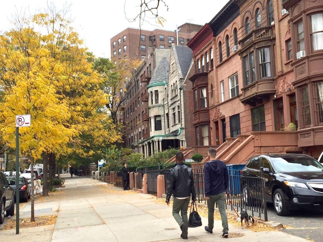 美国隐藏在纽约深处的慢生活
