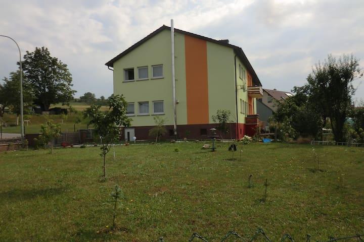 Freiensteinau的民宿