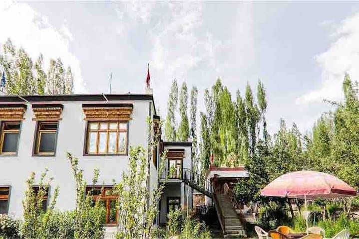 Leh Ladakh的民宿